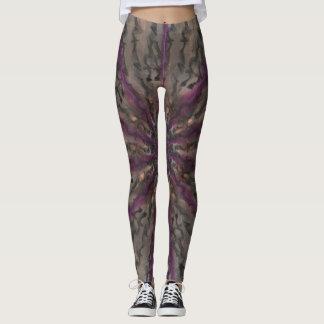 Design do Fractal Leggings