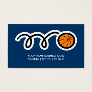 Design do modelo de cartão de negócios do