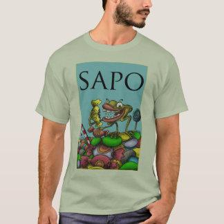 design do sapo camisetas