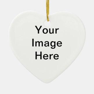 Design do xilofone para o t-shirt ornamento de cerâmica coração