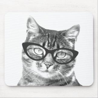 Design engraçado do tapete do rato da fotografia d mousepads