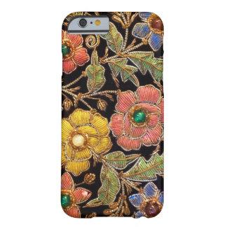 Design floral colorido do vintage da miçanga de capa barely there para iPhone 6