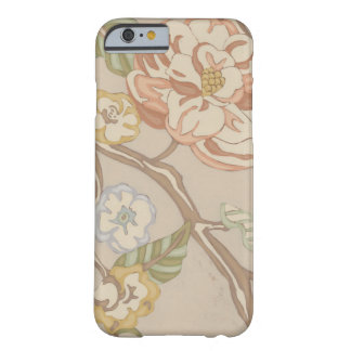 Design floral de chintz de Organza de Decrative Capa Barely There Para iPhone 6