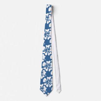 Design havaiano do impressão floral do laço | do gravata