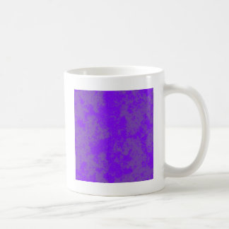 Design macio do Grunge Violet1 Caneca