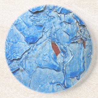 Design moderno de Dacay com o azul Pealing Porta Copos De Arenito