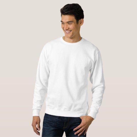 Suéter Básico, Branco