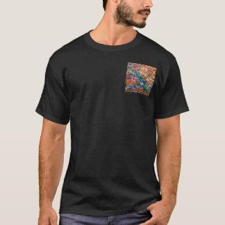 DESIGN PEQUENO do t-shirt do CAIAQUE