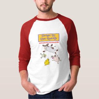 Design por Dan Radcliffe (promocional) Camisetas