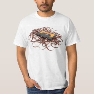 Design retro do anos 80 camisetas
