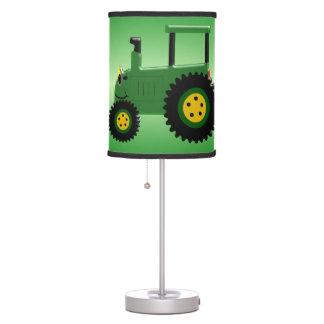 Design verde do trator