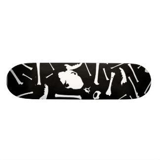"""""""Desossa"""" a plataforma do skate"""
