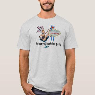 Despedida de solteiro de Las Vegas Camisetas