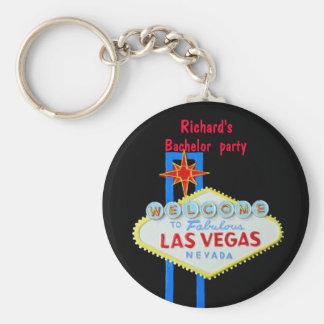 Despedida de solteiro de Las Vegas Chaveiro