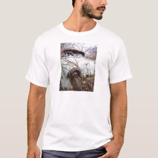 Desperdício afastado t-shirt