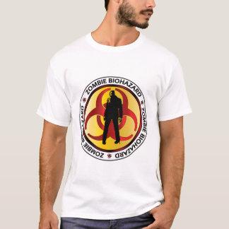 Desperdício do Biohazard do zombi Camiseta