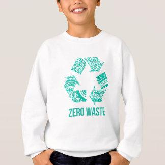 Desperdício zero agasalho