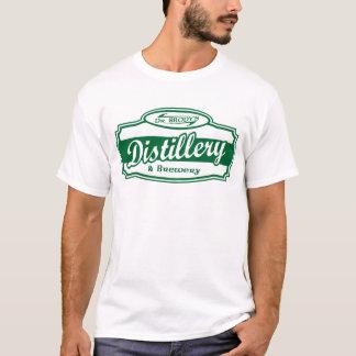 Destilaria & cervejaria do Dr. Brody Tshirts