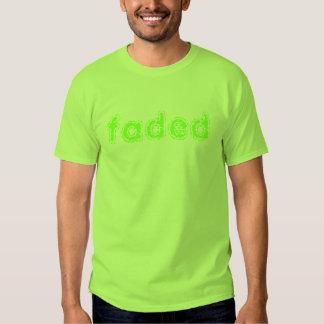 desvanecido tshirts