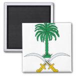 Detalhe da brasão de Arábia Saudita Imas