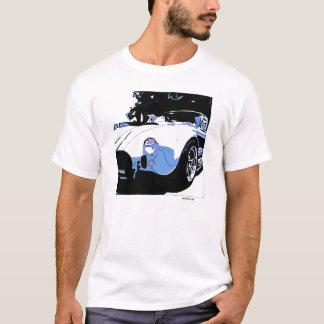 Detalhe de carro antigo camisetas