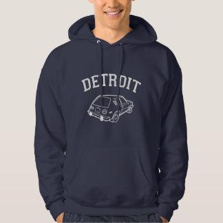 Detroit engraçado Gremlin Moleton Com Capuz