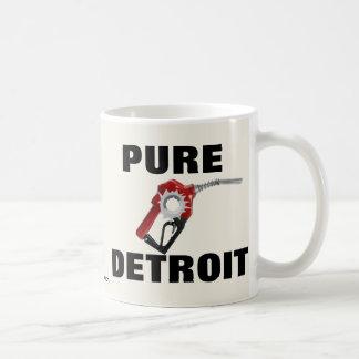Detroit puro caneca