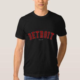 Detroit Tshirts