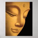 Deus Buddha Impressão