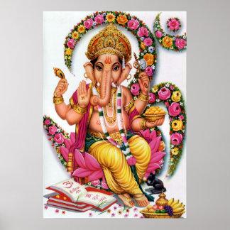 Deus Ganesha Pôster