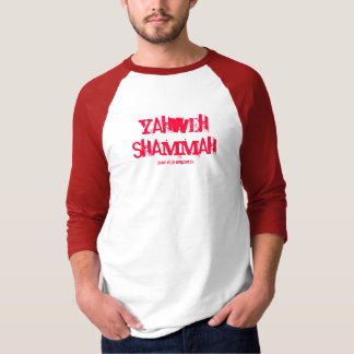 Deus presente! t-shirts