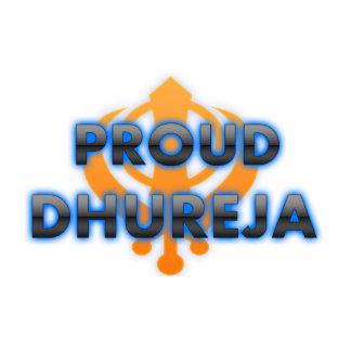 Dhureja orgulhoso, orgulho de Dhureja Escultura Foto