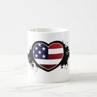 """Dia: 7 - do """"copo da bandeira coração"""" caneca"""
