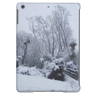 Dia da neve capa para iPad air