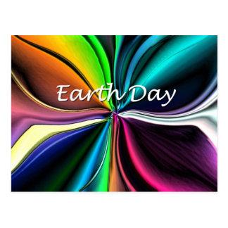 Dia da Terra Cartão Postal