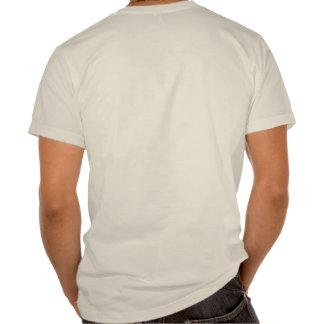Dia da Terra que rima com a camiseta do desenhista