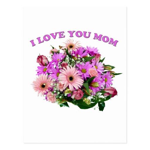 Dia das mães cartoes postais