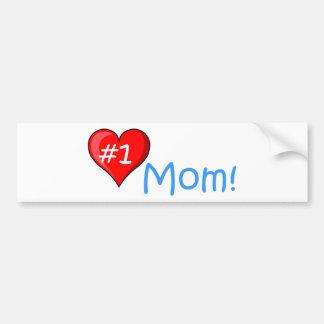 Dia das mães feliz! (a grande mamã) adesivo para carro