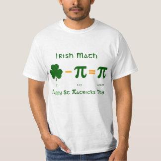 Dia de São Patrício & camisa da combinação T do Tshirt