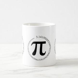 Dia do Pi (π) Caneca De Café