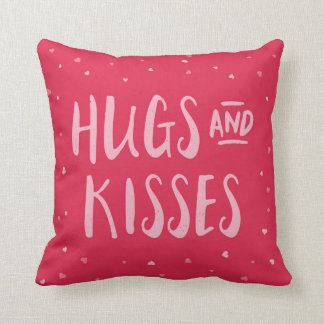 Dia dos namorados cor-de-rosa dos corações | dos travesseiros