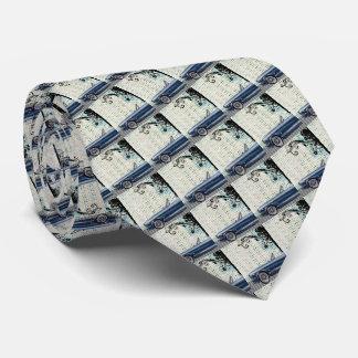 Dia dos pais Checkered da gravata do teste padrão