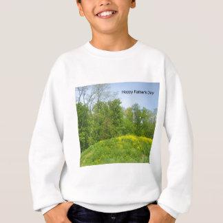 Dia dos pais feliz camisetas