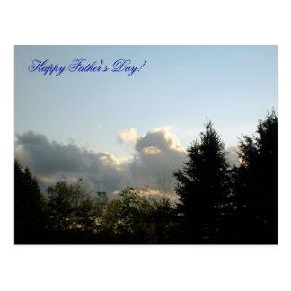 Dia dos pais feliz cartoes postais