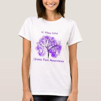Dia fibro 2014 da consciência camiseta
