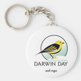 Dia internacional de Darwin Chaveiro