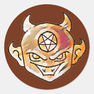 Diabo de Lil Adesivo