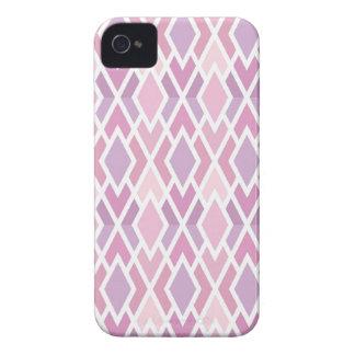 Diamantes cor-de-rosa capas de iPhone 4 Case-Mate
