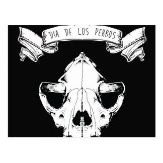 Diâmetro De Los Perros Cartão Postal