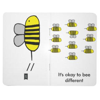 Diário É bom à abelha diferente